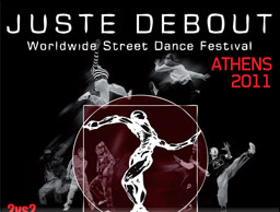 JUSTE DEBOUT poster
