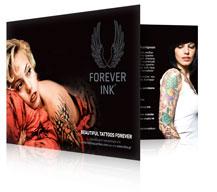 FOREVER INK leaflet