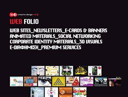 in8 web portfolio