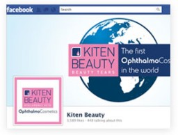 Facebook Page for KITEN BEAUTY