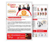 TEAM leaflet