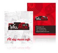 WALL PRESS CAFE